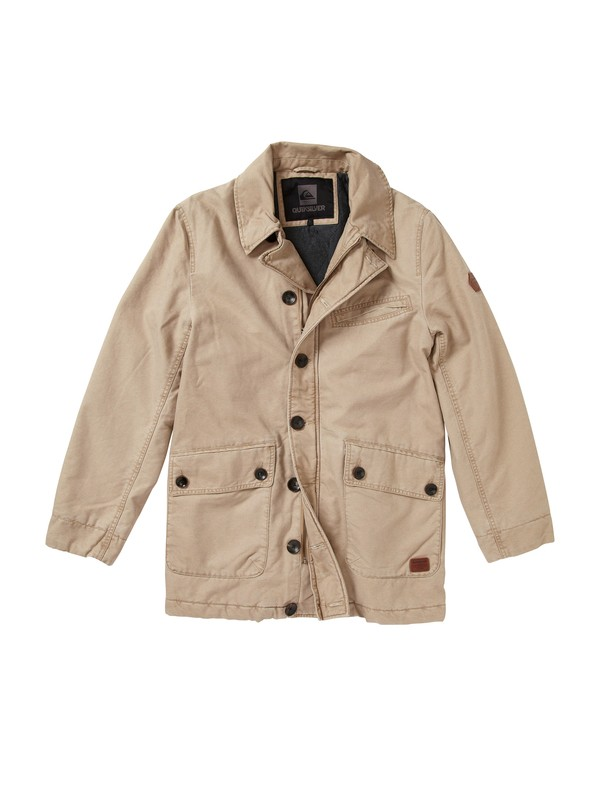 0 Bowline Jacket  AQYJK00085 Quiksilver
