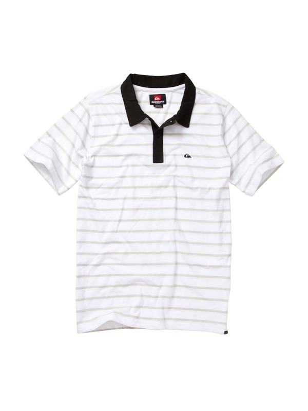 0 Suncrest Short Sleeve Polo Shirt  AQYKT00031 Quiksilver
