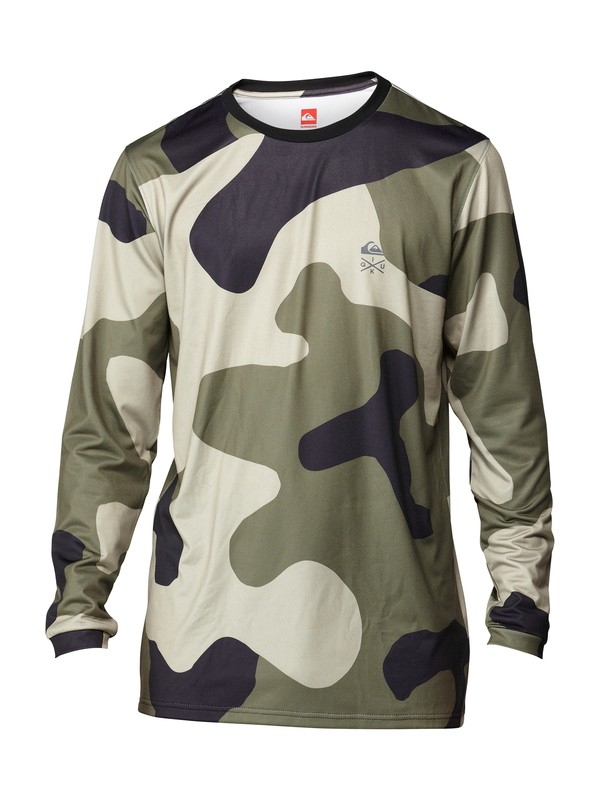 0 Lloyd 1st Layer Top  AQYKT00069 Quiksilver