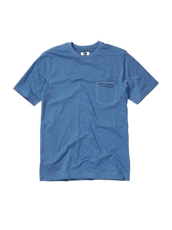 0 Portal Pocket T-Shirt  AQYKT00076 Quiksilver