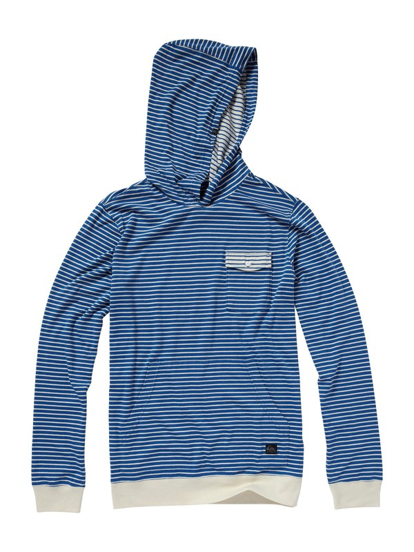 0 Flip Side Pullover Hoodie  AQYKT00105 Quiksilver