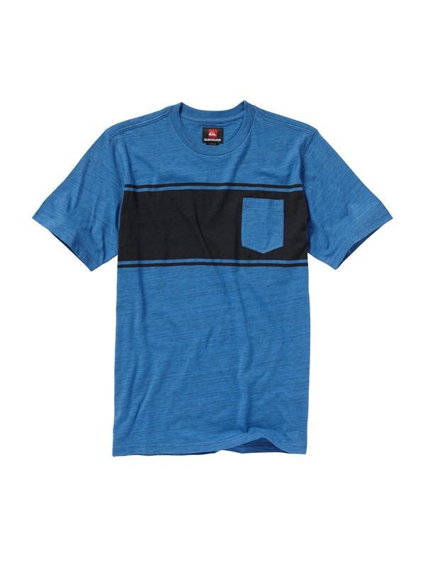 0 Band Practice T-Shirt  AQYKT00120 Quiksilver