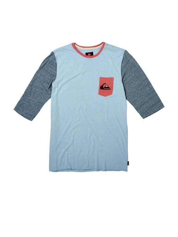 0 Fishbool ¾ Sleeve Shirt  AQYKT00146 Quiksilver