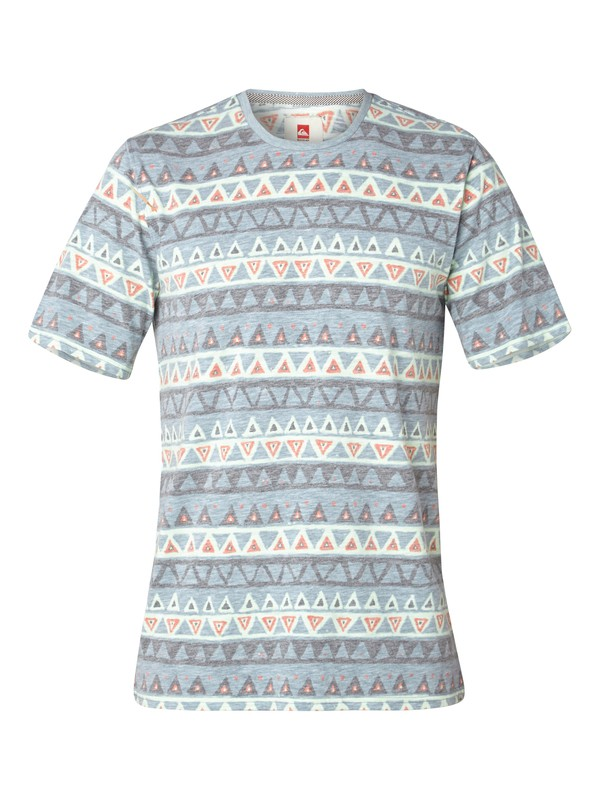 0 Rough Trade Crew T-Shirt  AQYKT03003 Quiksilver