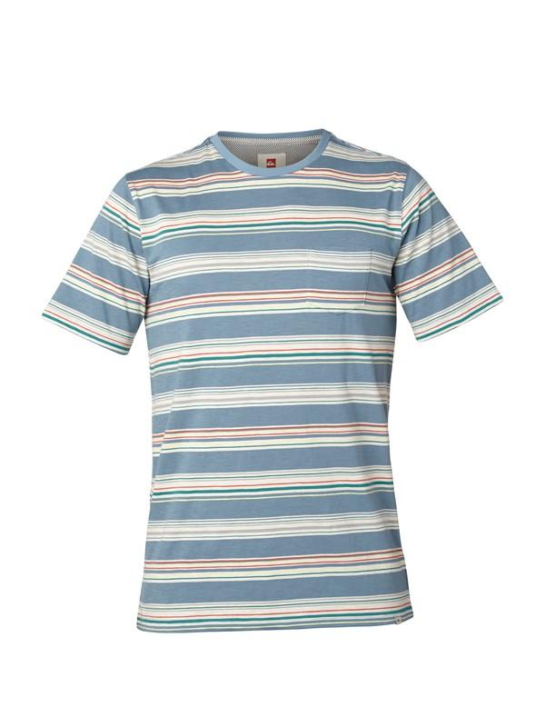 0 Full Up Crew Slim Fit T-Shirt  AQYKT03004 Quiksilver