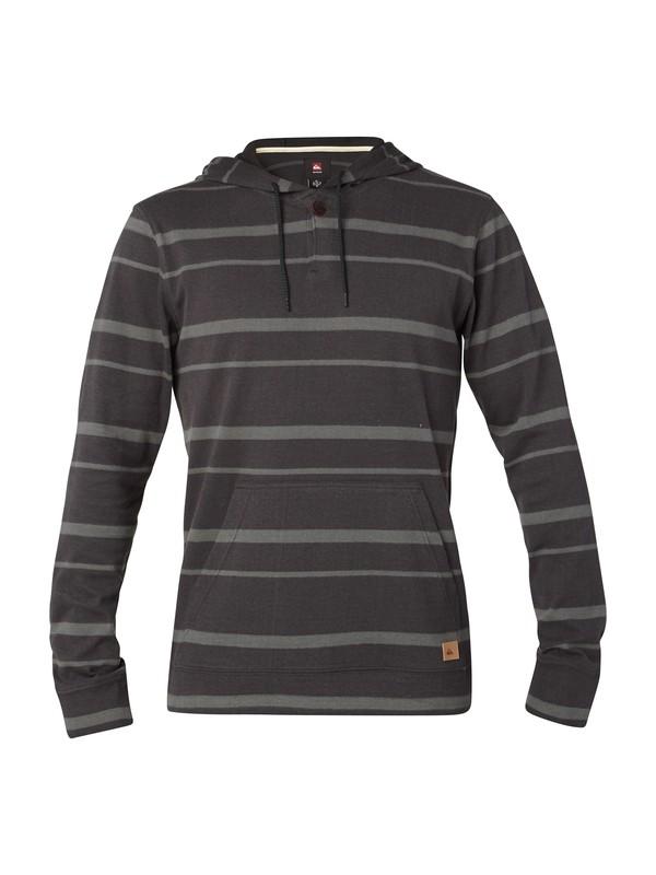 0 Snit Stripe Pullover  AQYKT03014 Quiksilver