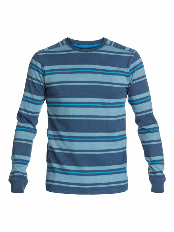 0 Snit Stripe Sweater  AQYKT03024 Quiksilver