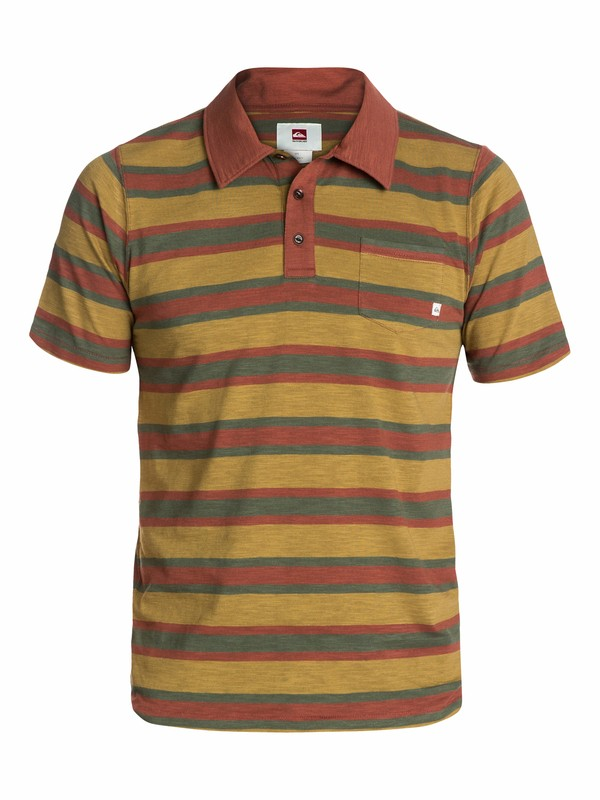 0 Altos Polo  AQYKT03027 Quiksilver