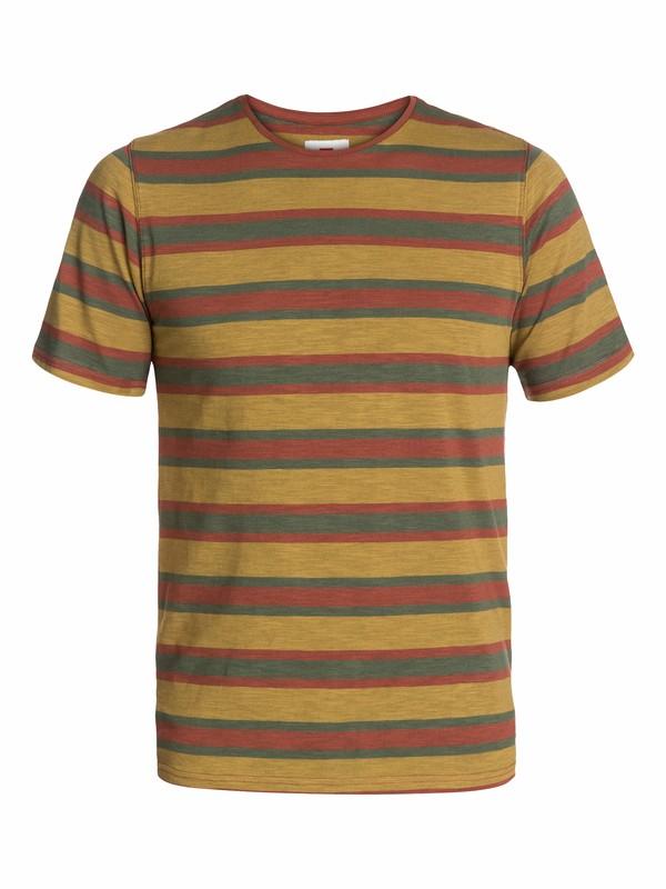 0 Altos Crew T-Shirt  AQYKT03030 Quiksilver