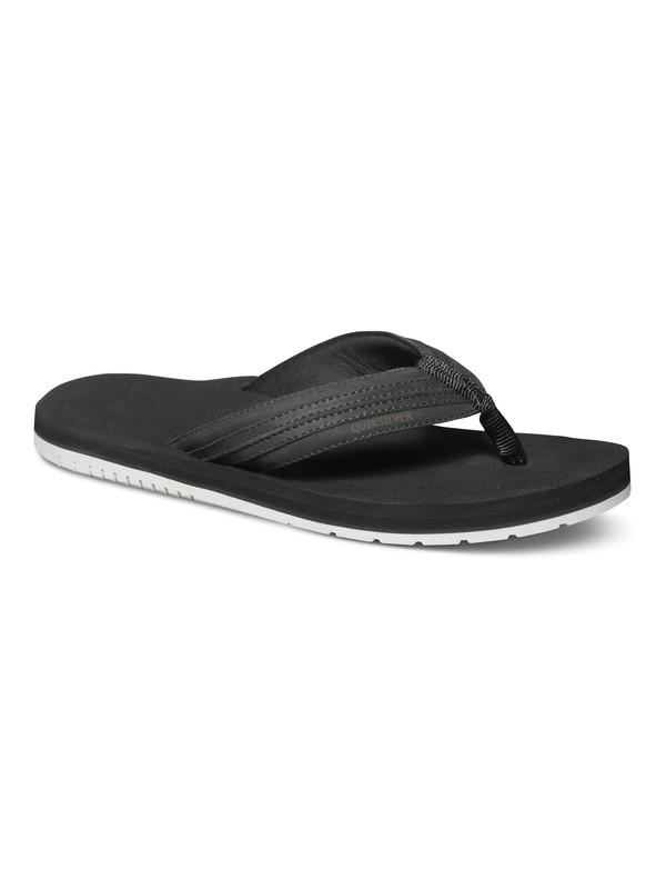 0 Coastal Oasis - Leather Sandals  AQYL100033 Quiksilver