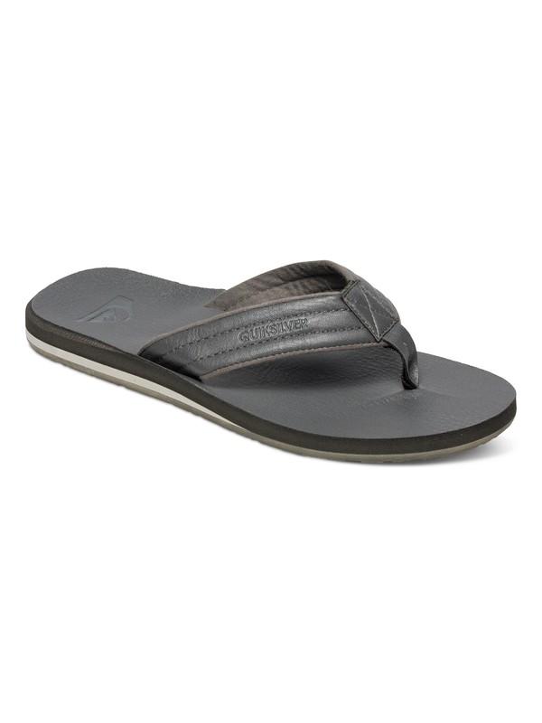0 Carver Nubuck Sandals  AQYL100040 Quiksilver