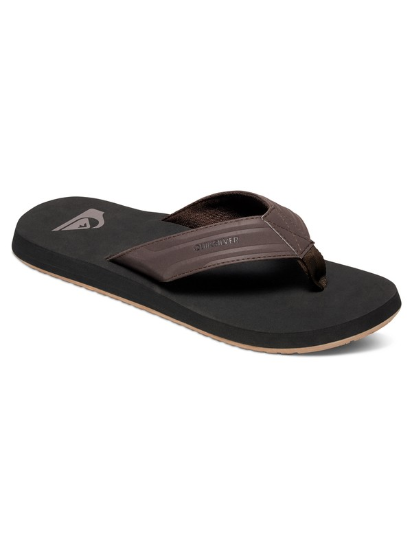 0 Monkey Wrench Sandals Brown AQYL100048 Quiksilver