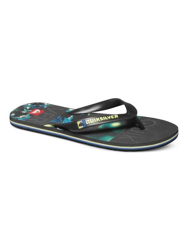 0 Molokai Art - Sandals  AQYL100062 Quiksilver