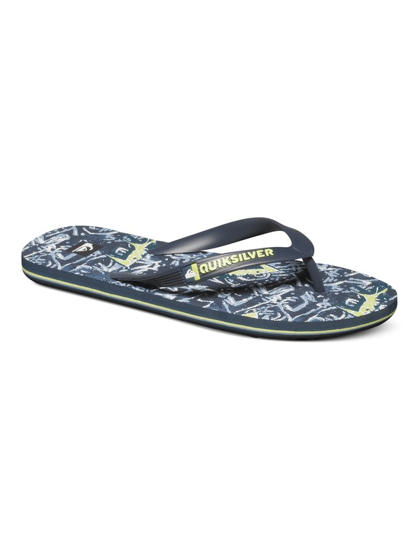 0 Molokai Ghetto Sandals  AQYL100075 Quiksilver