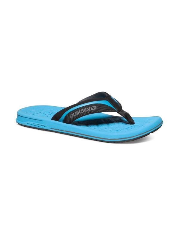 0 Monkey Texture Deluxe Sandals  AQYL100109 Quiksilver