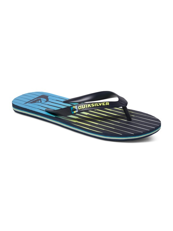 0 Molokai Equalizer Flip Flops  AQYL100166 Quiksilver