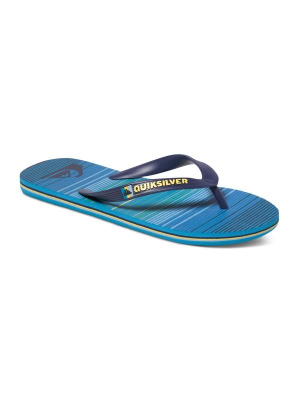 0 Molokai Vibe Tribe Flip Flops  AQYL100167 Quiksilver