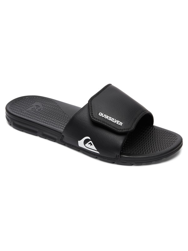 0 Shoreline Adjust Sandals Black AQYL100204 Quiksilver