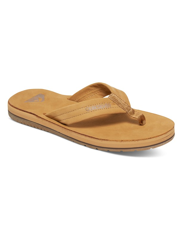 0 Carver FG - Leather Sandals  AQYL100225 Quiksilver