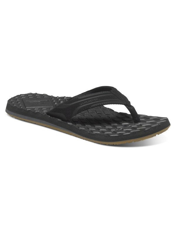 0 Monkey Texture Sandals  AQYL100226 Quiksilver