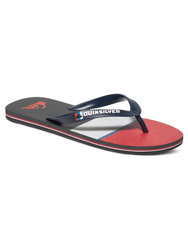 0 Molokai Blocked Sandals  AQYL100366 Quiksilver