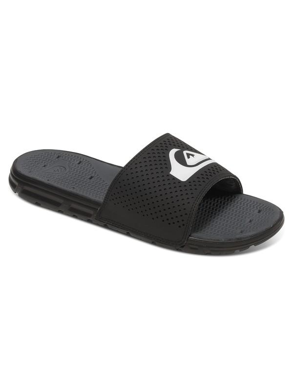 0 Amphibian Slide Sandal  AQYL100404 Quiksilver