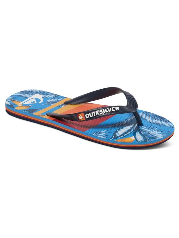 0 Molokai Slash Flip Flops  AQYL100407 Quiksilver