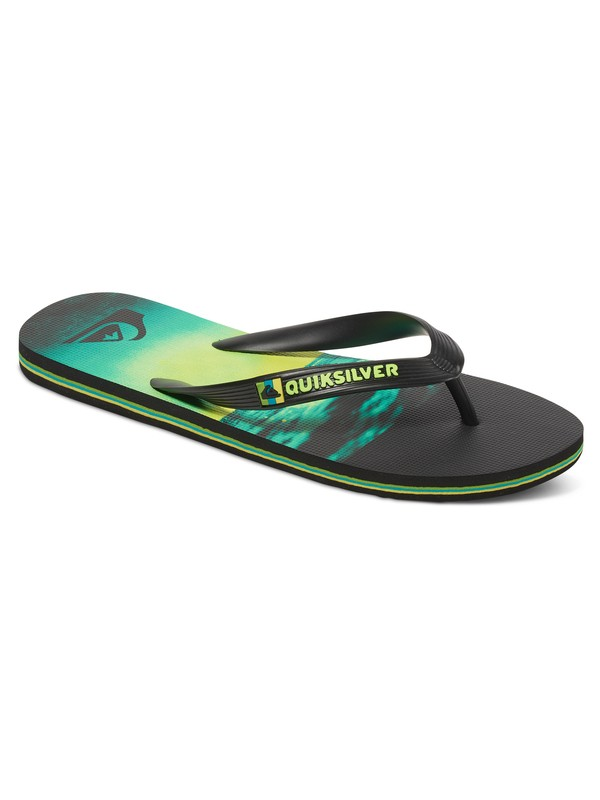 0 Molokai Hold Down Sandals  AQYL100409 Quiksilver