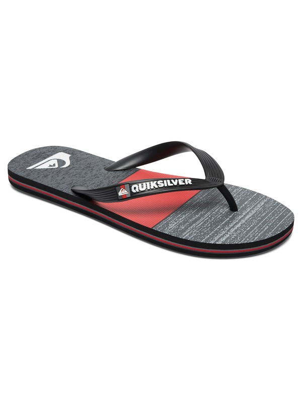 0 Molokai Blocked Sandals  AQYL100485 Quiksilver