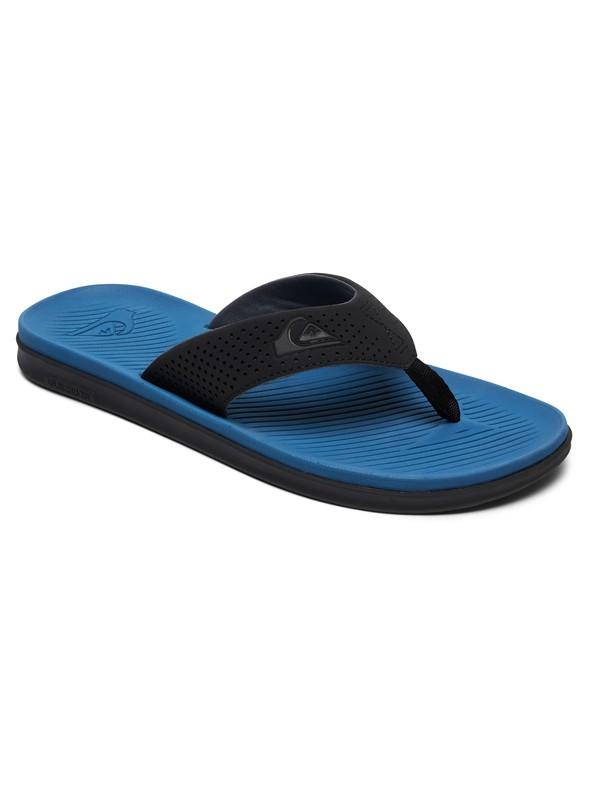 0 Haleiwa Plus Sandals Black AQYL100497 Quiksilver