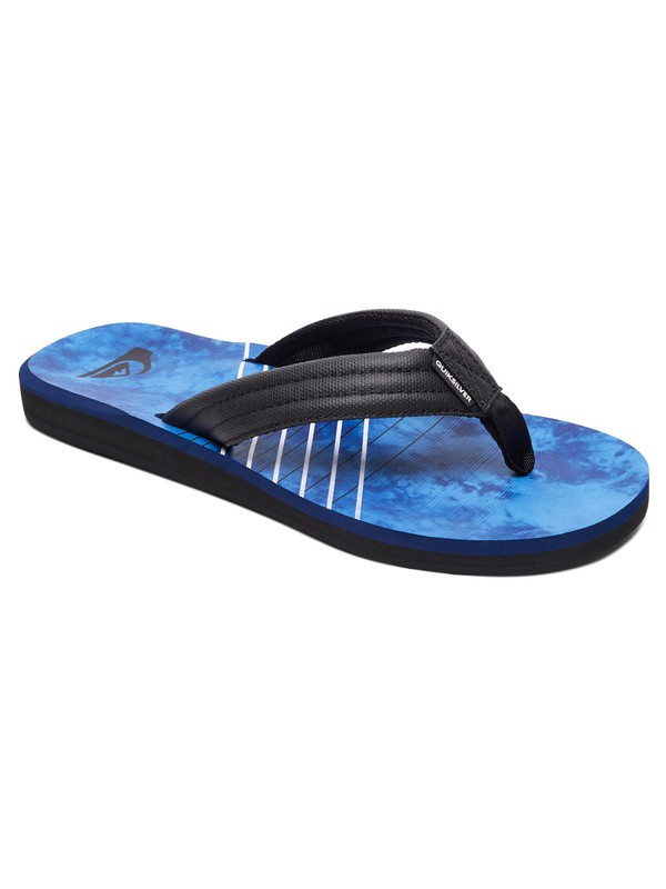 0 Carver Sandals Blue AQYL100559 Quiksilver