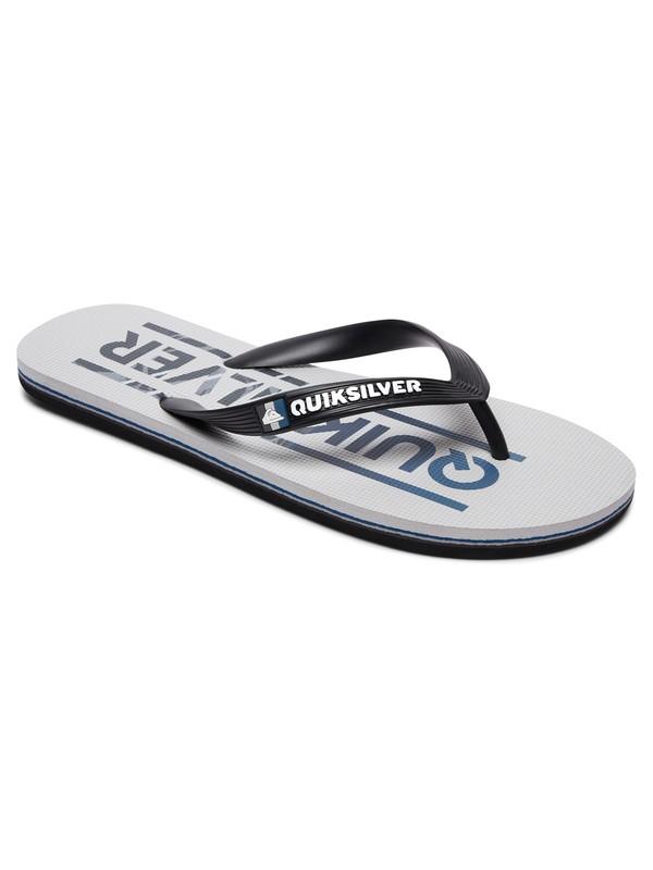0 Molokai Wordmark Flip-Flops  AQYL100561 Quiksilver