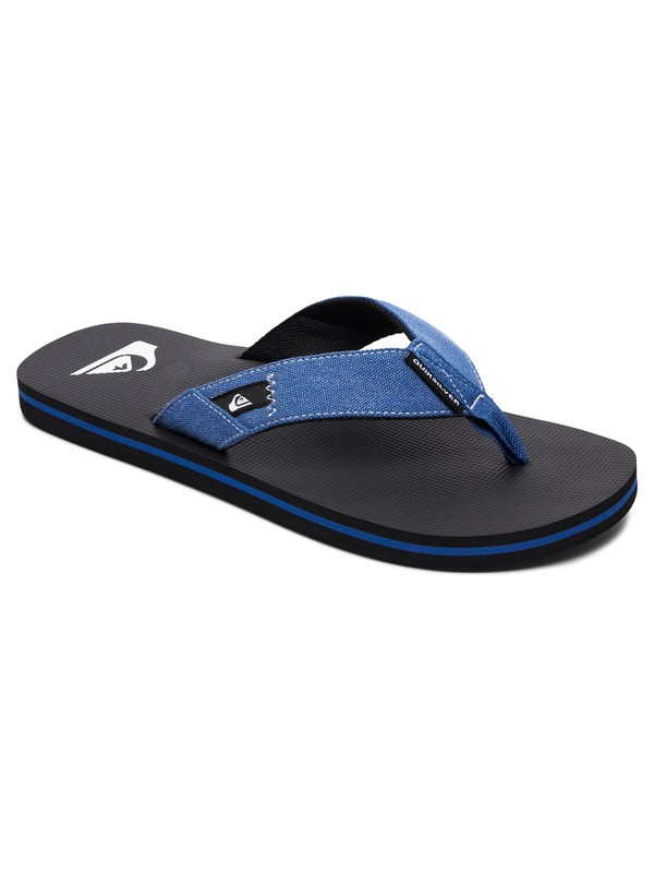 0 Molokai Abyss - Sandals for Men Blue AQYL100570 Quiksilver