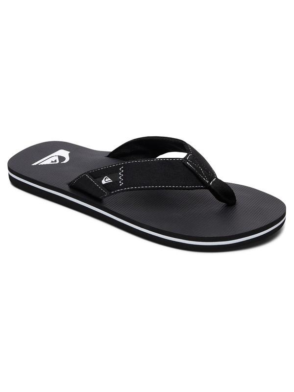0 Molokai Abyss - Sandals for Men Black AQYL100570 Quiksilver