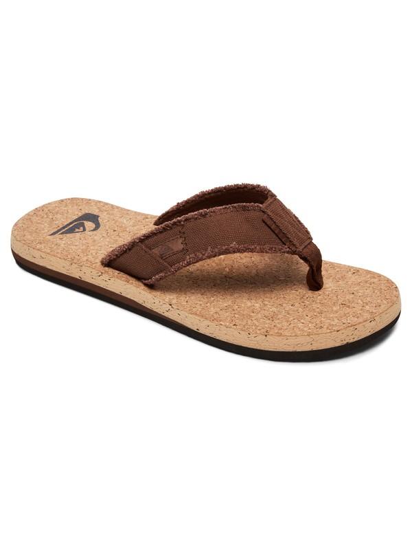 0 Monkey Abyss Cork - Sandalen für Männer Beige AQYL100622 Quiksilver