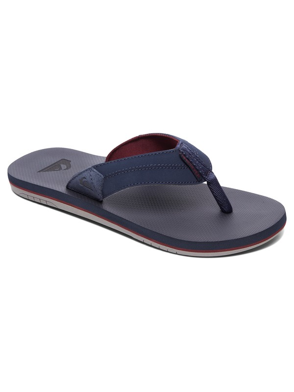 0 Coastal Oasis - Sandals for Men Blue AQYL100633 Quiksilver