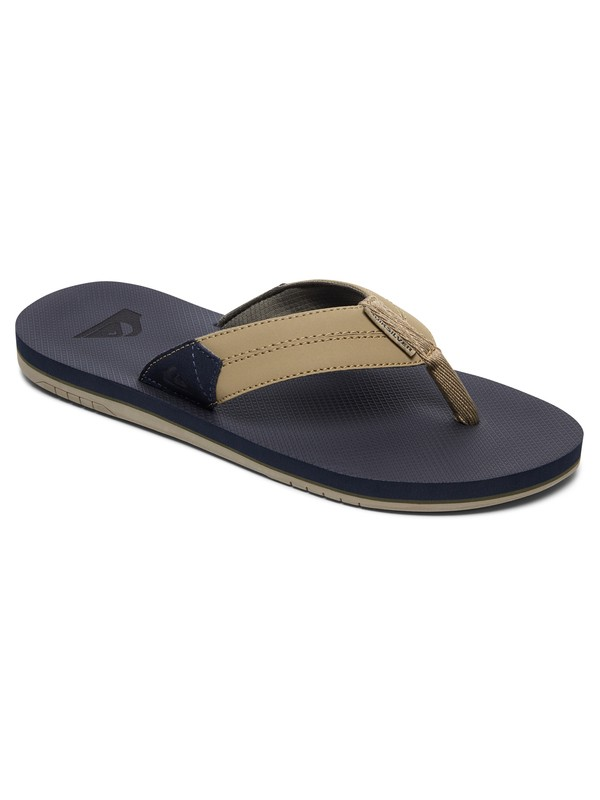 0 Coastal Oasis Sandals Brown AQYL100633 Quiksilver