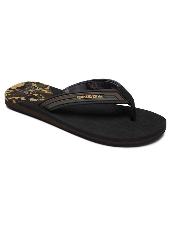 0 Molokai Deluxe Sandals Multicolor AQYL100636 Quiksilver