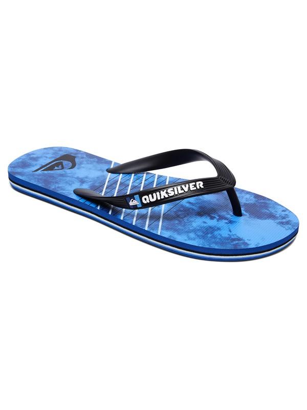 0 Molokai Shibori Flip-Flops  AQYL100660 Quiksilver