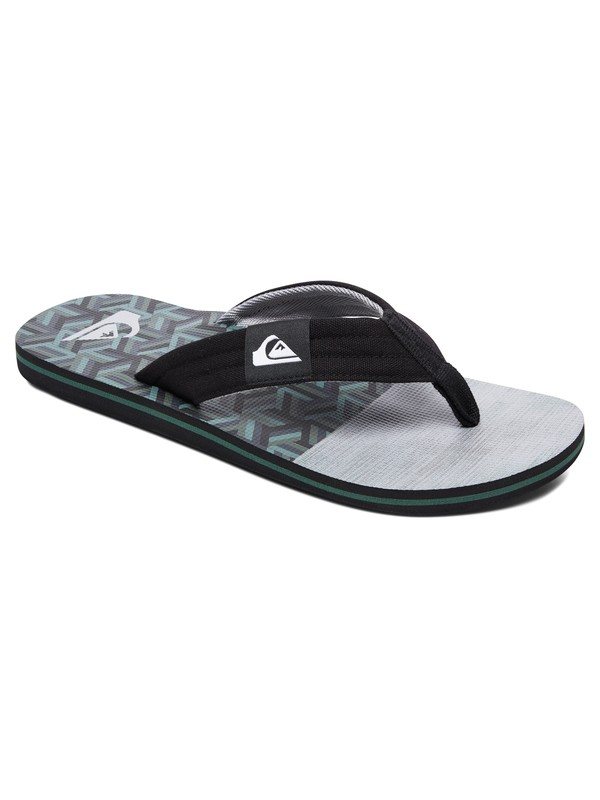 4227f48888f00 0 Molokai Layback - Flip-Flops for Men Black AQYL100688 Quiksilver