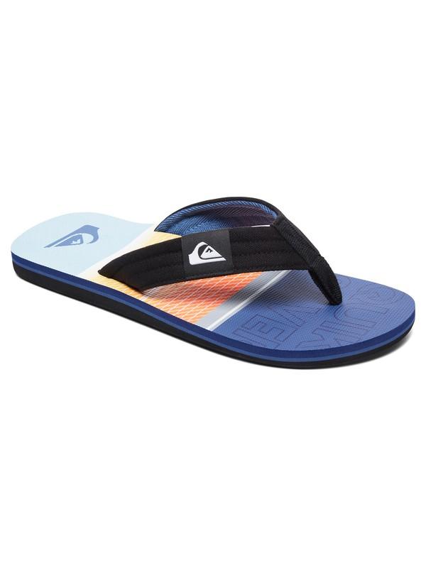0 Molokai Layback - Flip-Flops Multicolor AQYL100688 Quiksilver