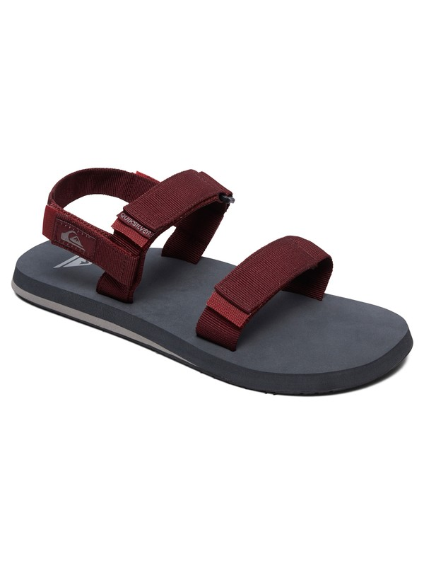 0 Monkey Caged - Sandals for Men Red AQYL100748 Quiksilver