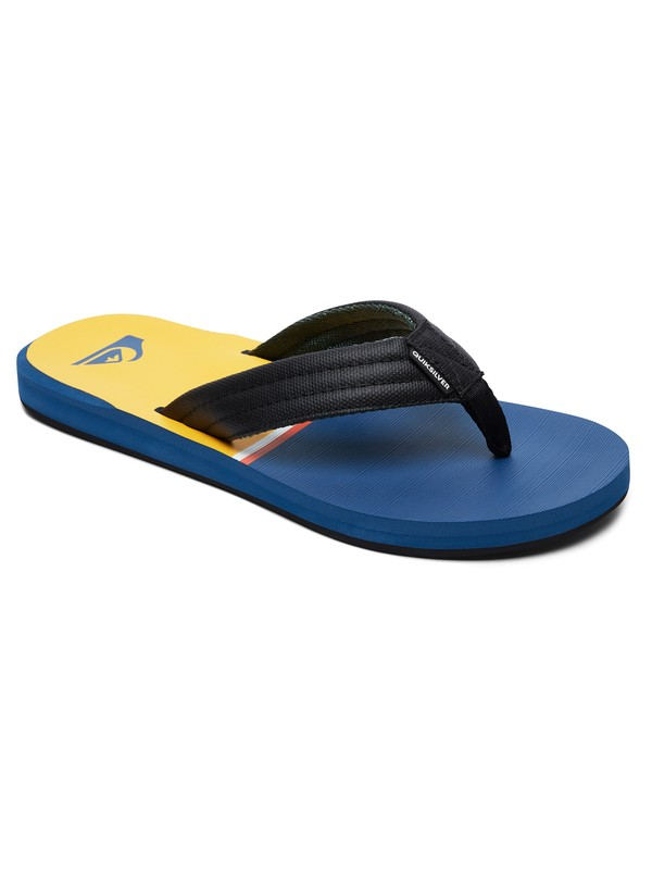 0 Carver Sandals Blue AQYL100809 Quiksilver