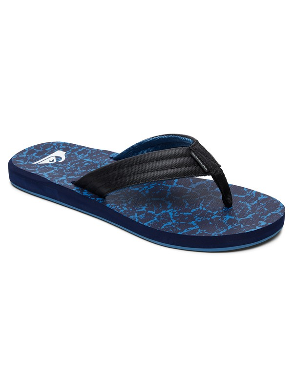 0 Carver Sandals Black AQYL100809 Quiksilver