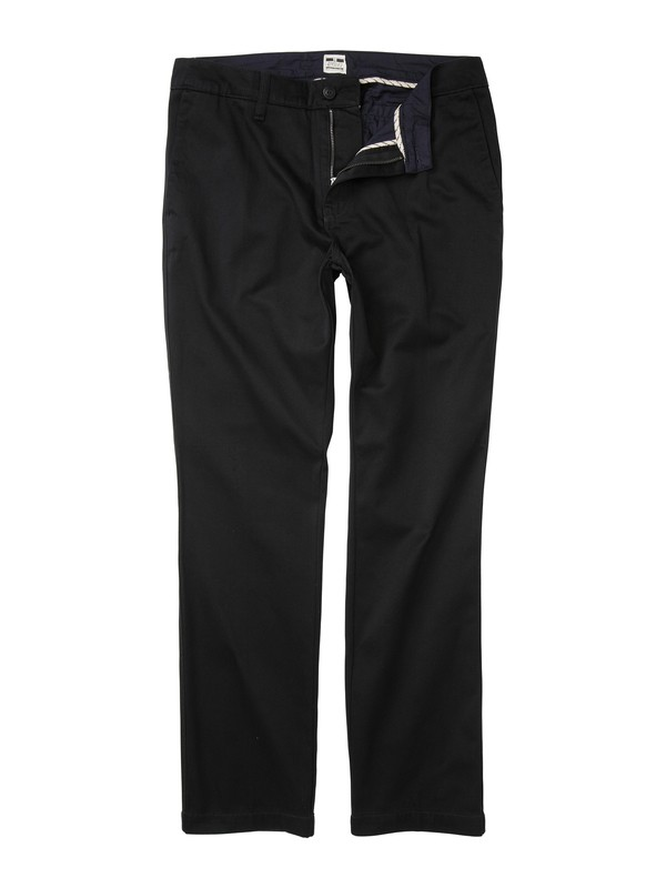 "0 Class Act Chino Pants, 32"" Inseam  AQYNP00016 Quiksilver"