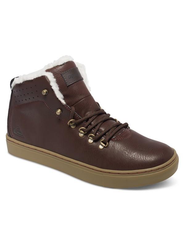 0 Jax Deluxe - Mid-Top Shoes  AQYS100017 Quiksilver