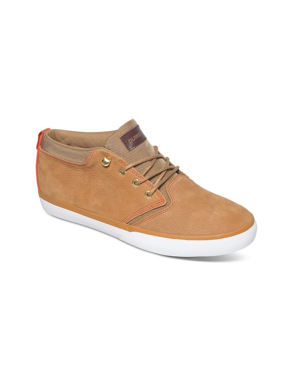 0 Griffin FG Suede Shoes  AQYS300004 Quiksilver