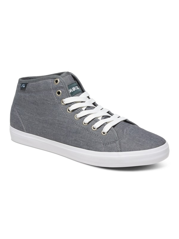 0 Cove Mid Canvas Shoes  AQYS300010 Quiksilver