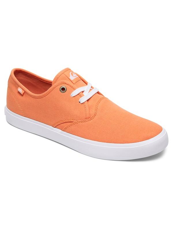 0 Shorebreak - Shoes for Men Orange AQYS300027 Quiksilver