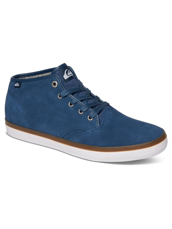 0 Shorebreak Suede Mid-Top Shoes  AQYS300030 Quiksilver